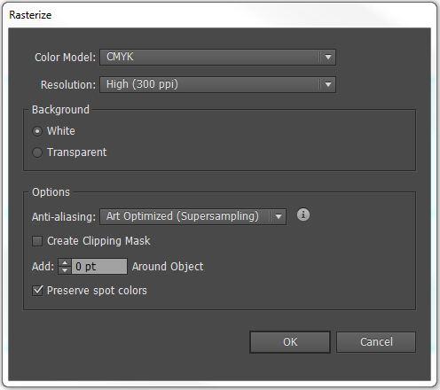 converter fontes em curvas no Illustrator